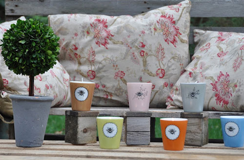 Bougies parfumées de l'Atelier de la Porcelaine